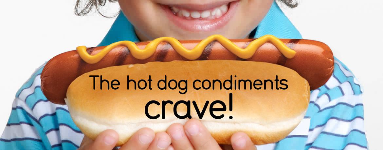 hotdogcondimentscrave
