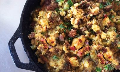 Hoffy Bacon and Cornbread Stuffing