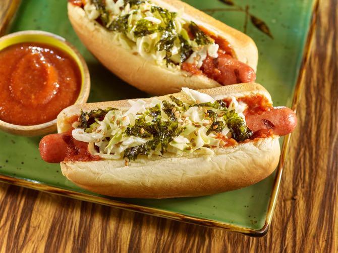 Hoffy Korean Kimchi Hot Dog