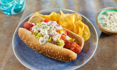 Dodger Dog - Blue Bacon Dog