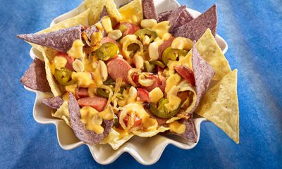 HOFFY Take Me Out to the Ball game Hot Dog Nachos