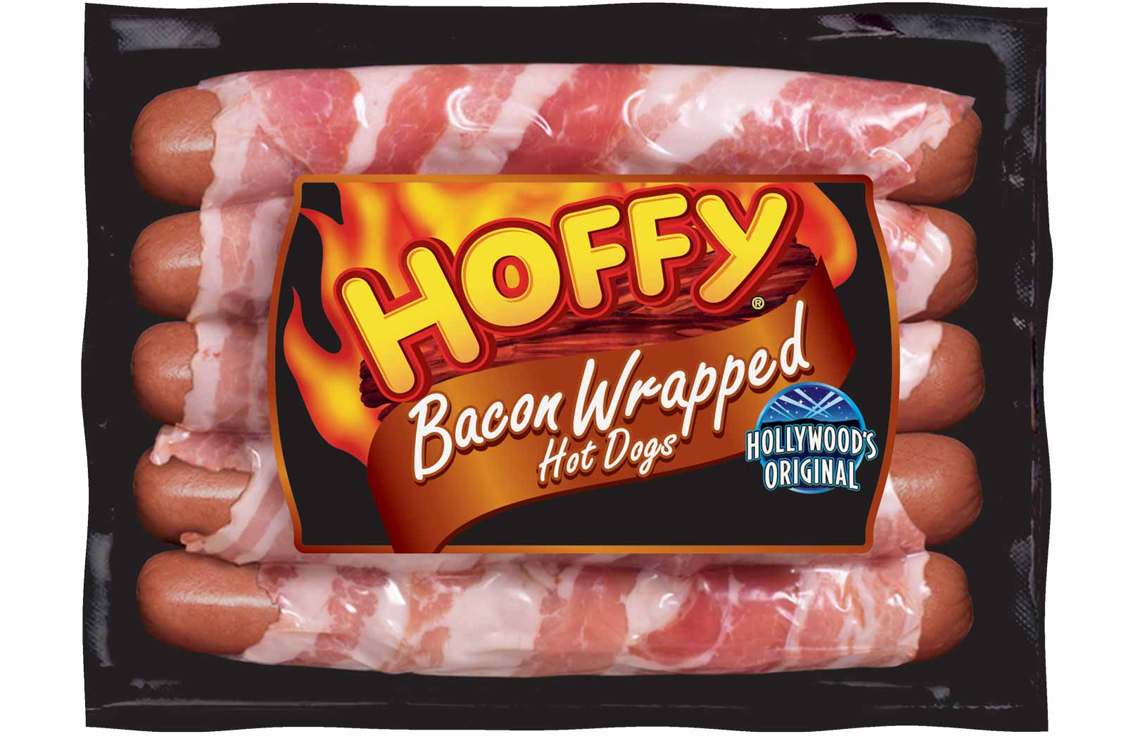 Bacon WrappedHot Dogs