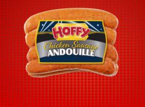What's Hot? Chicken Andouille Sausage
