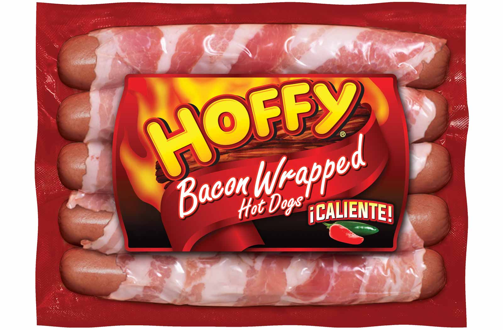 Bacon Wrapped Hot Dogs – ¡Caliente!