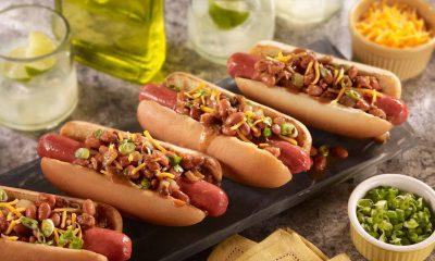 Hoffy Fiesta Chili Dog Recipe